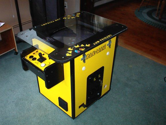33 best DIY Arcade Cabinet Ideas images on Pinterest | Cabinet ...