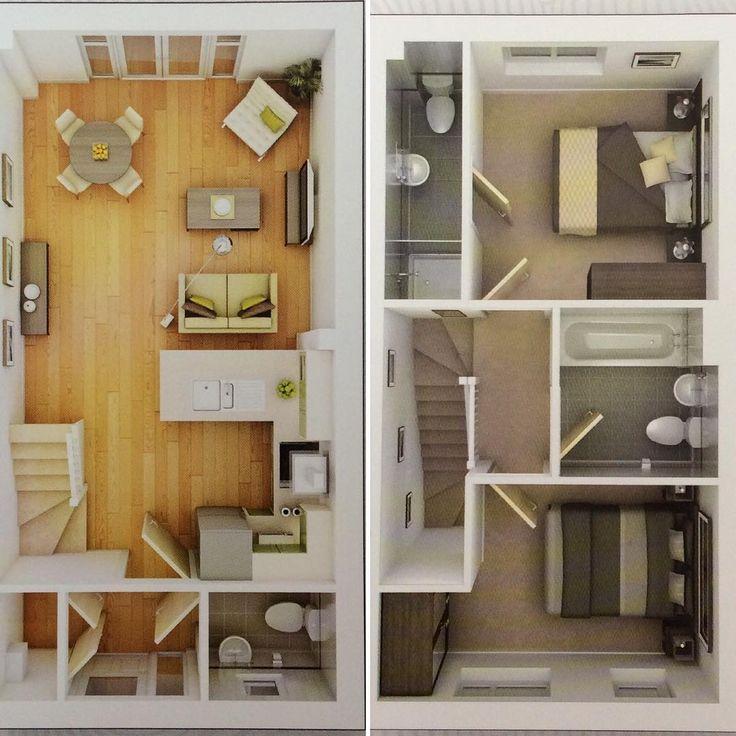 2504 best Home plan images on Pinterest House blueprints, House