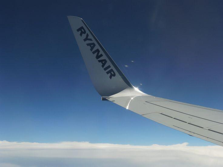 In aereo....