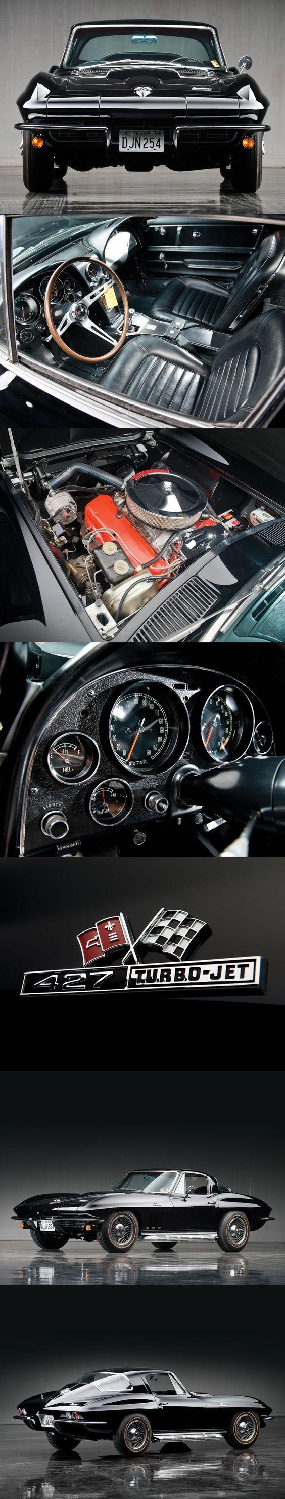 1966 Chevrolet Corvette Sting Ray Coupe: