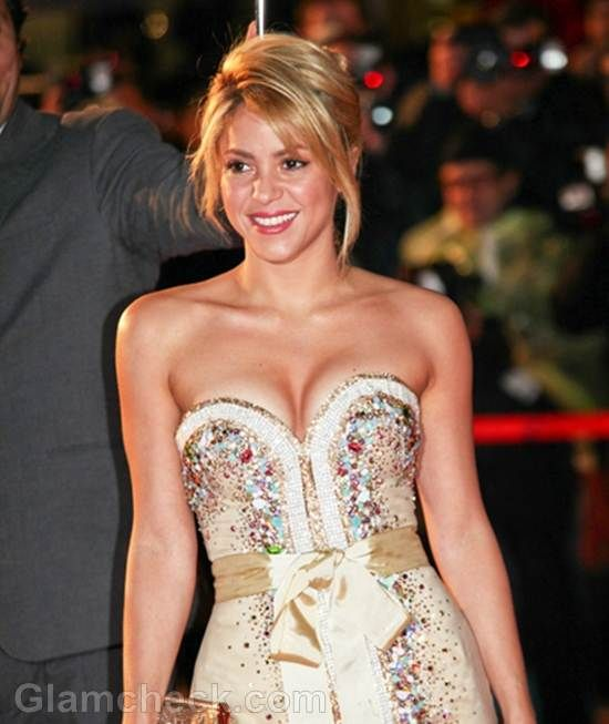 Shakira S Jewelled Corset Mini Dress Issa Look