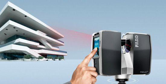 Laser Scanner Focus3D X Series, FARO. These ultra-portable scanners enable fast, straightforward, & accurate measurements of objects & buildings. They record architectural façades, complex structures, production & supply facilities, accident sites, & large-volume components. Models equipped with GPS & offer possibility to perform scanning even in bright sunlight. Remote scanning as well as almost limitless scan data sharing via SCENE Webshare Cloud make the laser scanning solution truly…