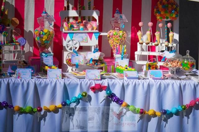 Sweet Shoppe Party #sweetshoppe #party