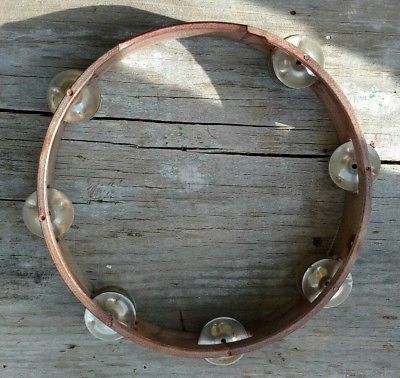 Vintage-Tambourine-Made-in-Israel-10-034