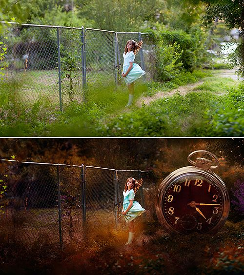 Best Photoshop Art Images On Pinterest Adobe Photoshop - Artist creates amazing fantasy dreamscapes into her small studio without using photoshop