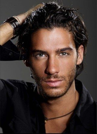 Erik Elias - Mexican actor, singer and model