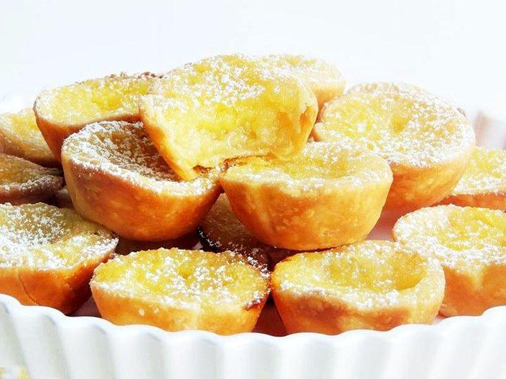 Recette de mini tartelettes au citron au Thermomix TM31 ou TM5. Préparez ce dessert en mode étape par étape comme sur votre robot !