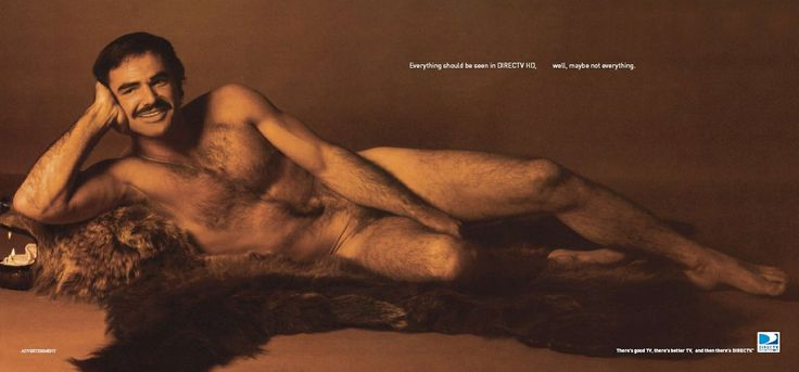 Burt reynolds naked photo with you