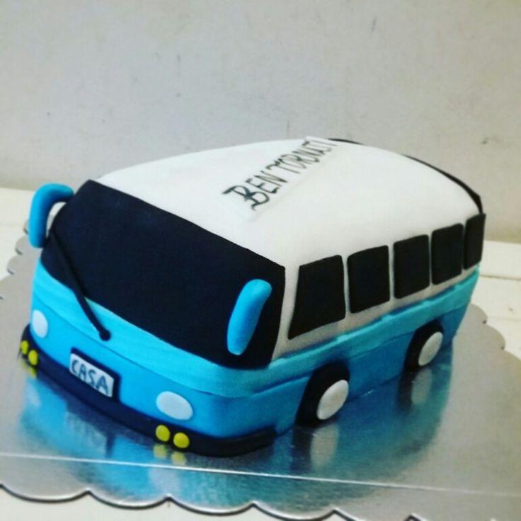 Torta autobus