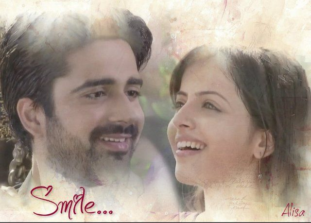 shlok and astha- cute smile collection