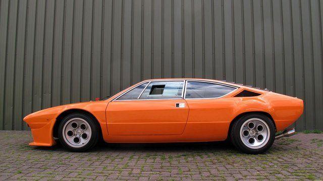 1974 Lamborghini Urraco Bob Wallace Rally Lamborghini Classic