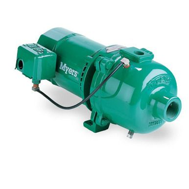 Best price buy Fe Myers HJ75D Convertible Deep Well Jet Pumps,MYERS HND-L, 3/4 HP, Cast Sta-Rite HND-L 3/4 HP, 115 Volt, Cast Iron ProJet Shallow Well Pump available at faucetscomplete