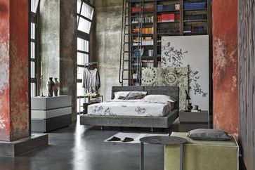 Master bedroom Contemporary - Other - Other Metro - Archisesto Inc.