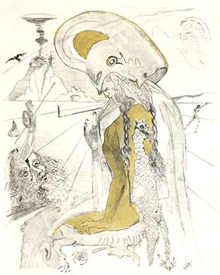 Athena1963Etching on Japon paper22.5 x 16 inches (57.15 x 40.64 cm)Edition of 100Signed