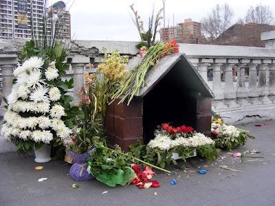 MAURICIO ANDRÉS: UN ÁNGEL CAÍDO EN BARRIO MAPOCHO