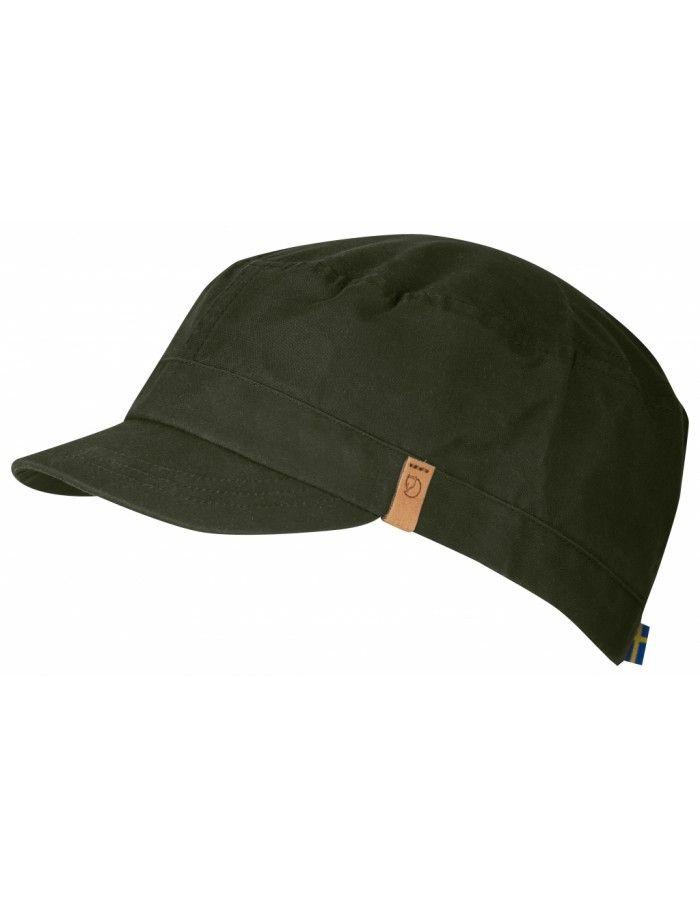 Fjellreven Sarek Trekking Cap - Olive