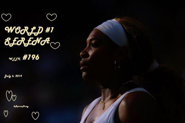 7/7/14 WTA Rankings:  #1. Rena, #2. Na, #3. Simona, #4. Petra, #5. Aga, #6. Maria, #7. Genie, #8. Angie, #9. JJ, #10. Vika .... #22. Sloane, #25. Vee, #27. Madison, #42. Coco, #43. Alison, #44. Lauren, #49. Varvara, #51. Christina   - - - #RenasArmy #TeamVee