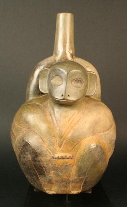 Materiales cer mica periodo formativo tard o 200 600 a for Que es ceramica