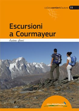 Escursioni a Courmayeur Val Veny - Val Ferret - Valdigne - La Thuile Una fitta rete di sentieri lascia spesso l'escursionista al di fuori della fortezza di roccia e ghiaccio del massiccio vero e proprio, quasi sempre accessibile soltanto agli alpinisti, ma allo stesso tempo permette di capire la complessità di questo gruppo montuoso, le tante sorprese, i paesaggi grandiosi e sorprendenti. http://www.ideamontagna.it/librimontagna/libro-alpinismo-montagna.asp?cod=96