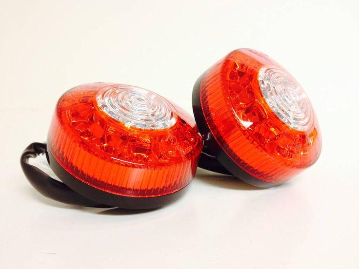 LED Achterlicht / Knipperlicht Set