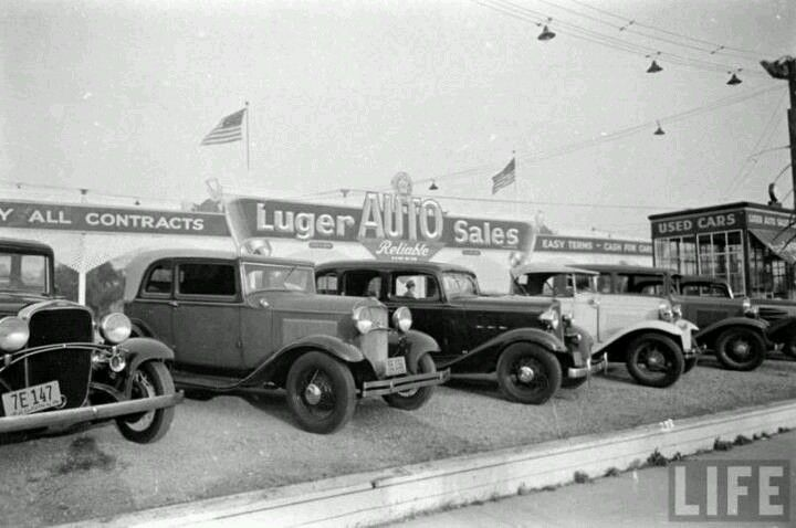 Image result for vintage used car lots cars I like Pinterest - car sales contracts