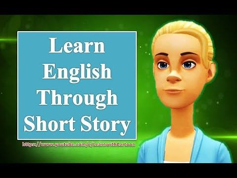 learn English through short story - English listening