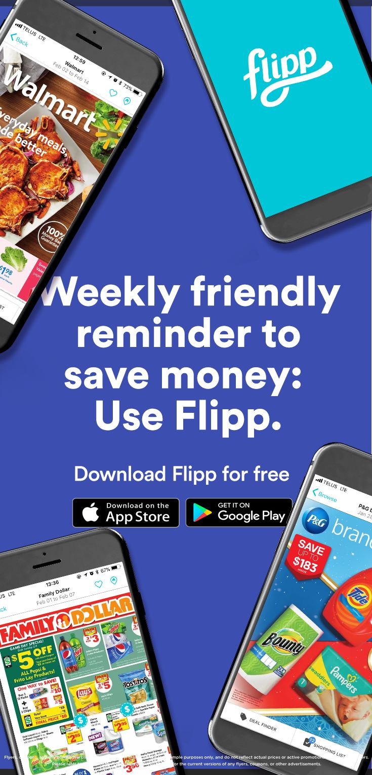 Flipp is the ultimate saving tip. Start saving at your favorite stores and brands. Download Flipp for free.