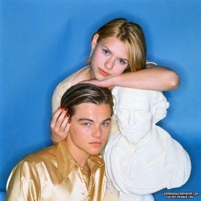 Leo & Claire danes Fotoshooting