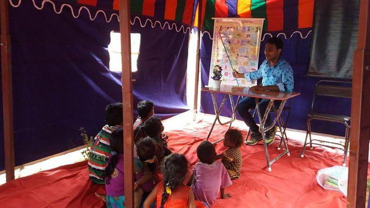 #Buongiorno dai nostri #bambini di #VillaggioSmile...si va a #scuola....  Progetto Villaggiosmile >> https://goo.gl/KCFZwd
