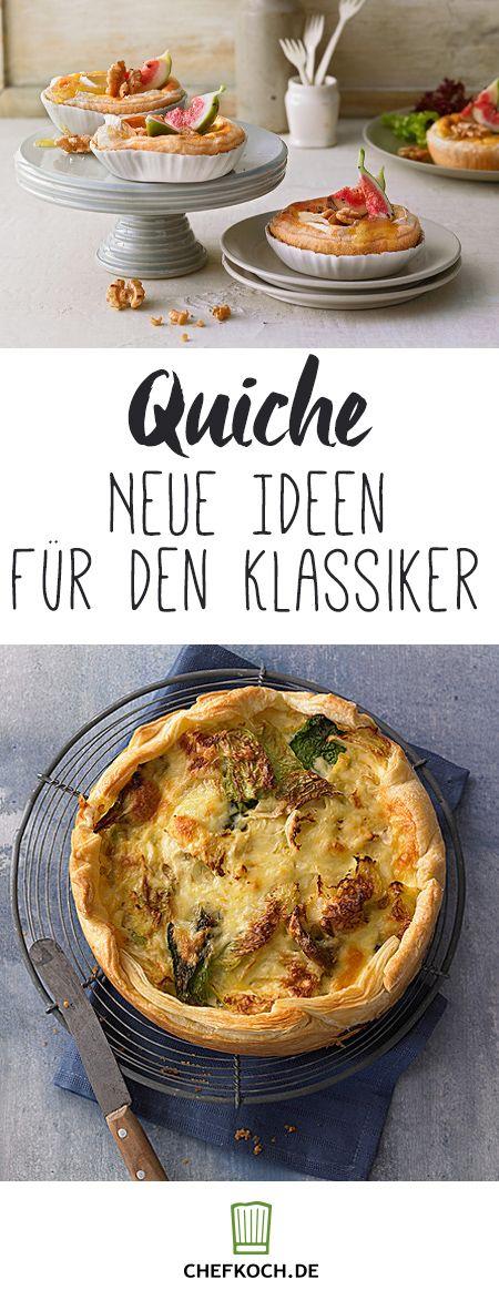 19 best images about quiche rezepte on pinterest quiche lorraine minis and rezepte. Black Bedroom Furniture Sets. Home Design Ideas