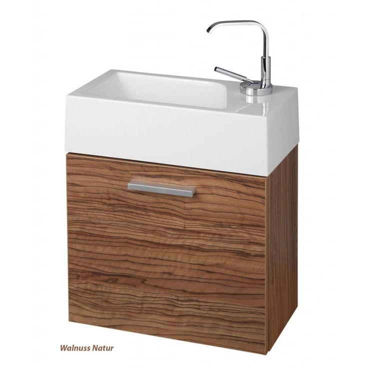 g ste wc badm bel waschbecken mit unterschrank und ablagef cher wunderbad downstairs toilet