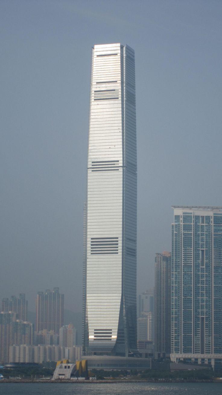 International Commerce Centre / Hong Kong / China (484 m / 2010)