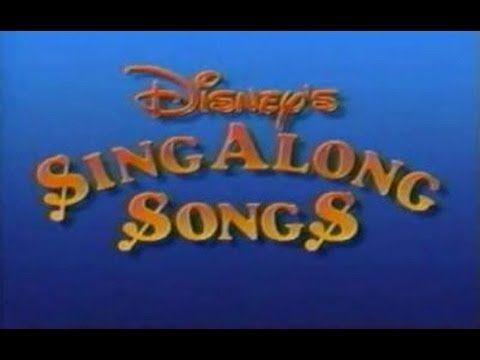 Disney Sing Along Disneyland Fun (full)