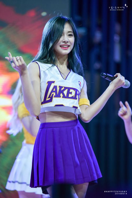 Image result for tzuyu cheerleader outfit