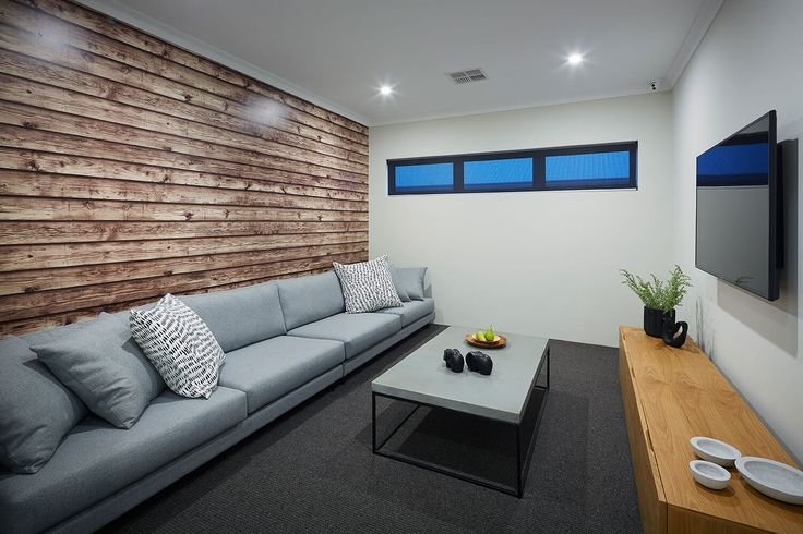Blueprint Homes, Entertainment Room