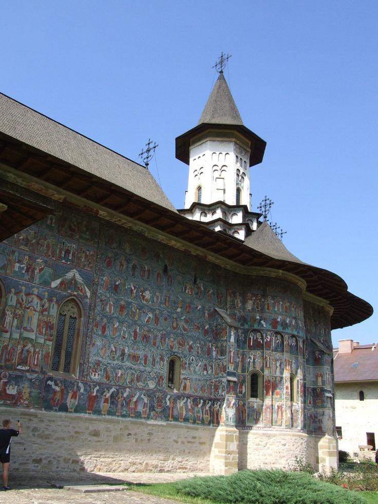 Sucevita Monastery Discover Romania and the beauty of the Moldovan momasteries with JMB Travel http://www.jmb-travel.com/destination/romania-holiday/