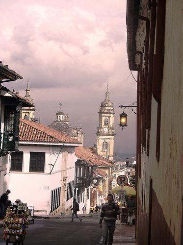Atardecer Capitalino. Bogotá 2014
