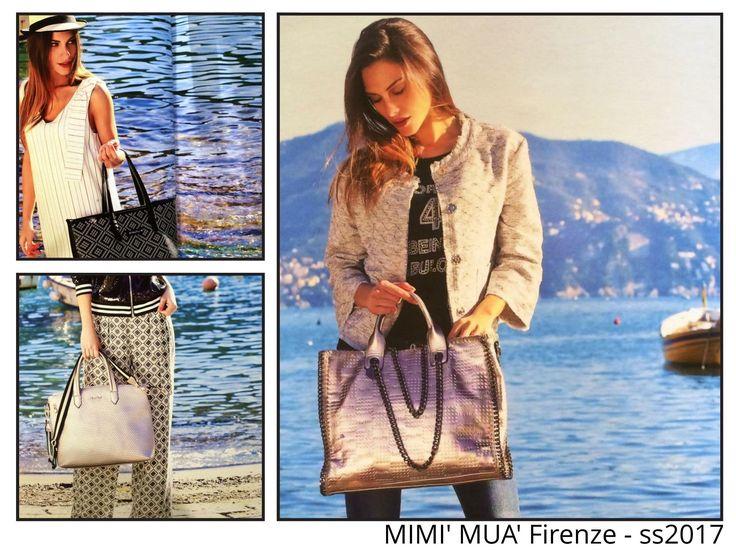 Anteprima collezione primavera estate 2017 Mimi'-Mua'
