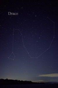 Draco constellation
