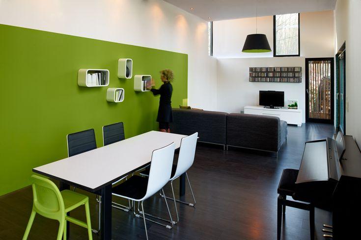 Galeria de Casa de bambu de baixo consumo de energia / AST 77 Architecten - 14