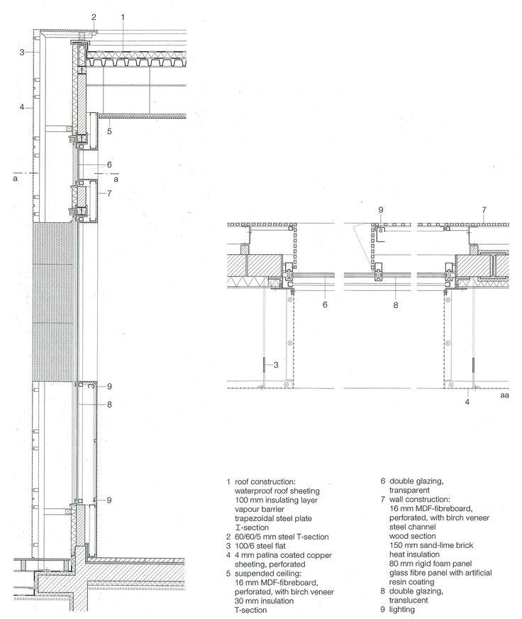 steven holl construction details - Google Search