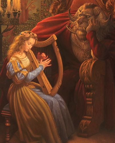 Beauty and the Beast : A Psychological Observation | Living Vicariously