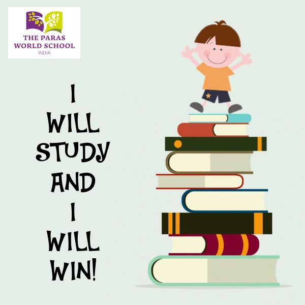 I will study and I will win!  For more info, visit: http://www.parasworldschool.com/
