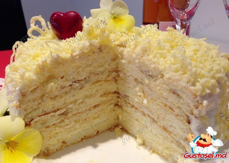"Torta ""Milchmädchen"" – Gustoşel"