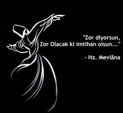 Mevlanadan Zorluk Sozleri Rumi Love Quotes Rumi Quotes Cover Photo Quotes