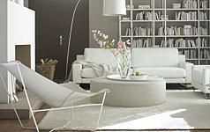 Niedrige Decken - Tricks mit Möbeln, Licht und Farbe - [SCHÖNER WOHNEN]