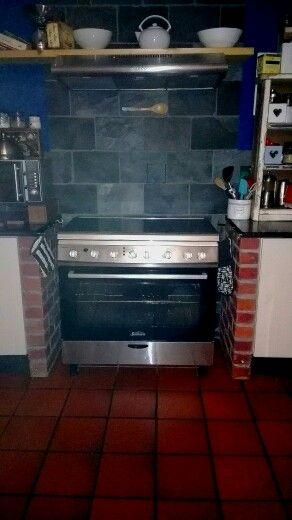 Love my gas stove