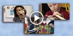 Ateliers sciences en maternelle : l'air en mouvement
