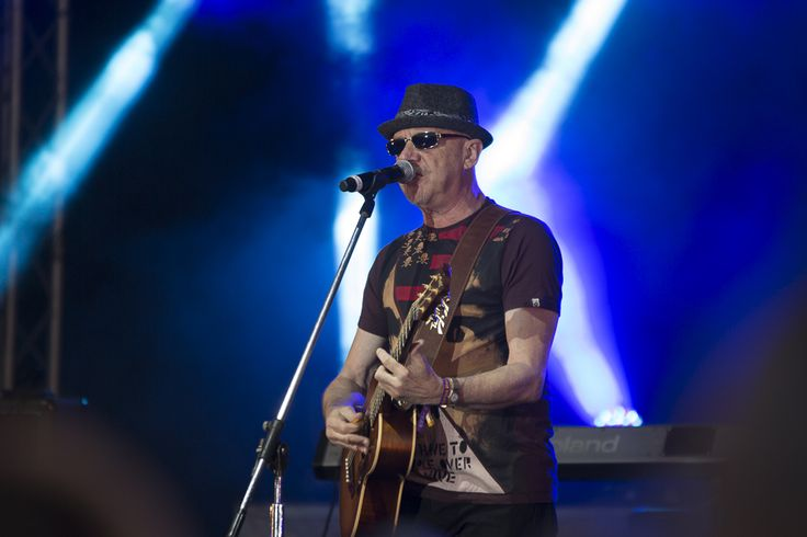 Russell Morris at Caloundra Music Festival 2014 - Bruce Haggie Photography