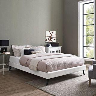 White Wood Bed Frames best 25+ white wooden bed ideas on pinterest | white wooden